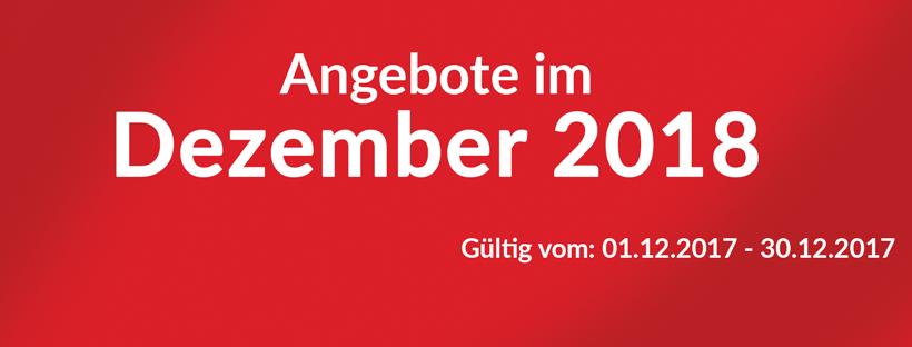 Angebote im Dezember 2017