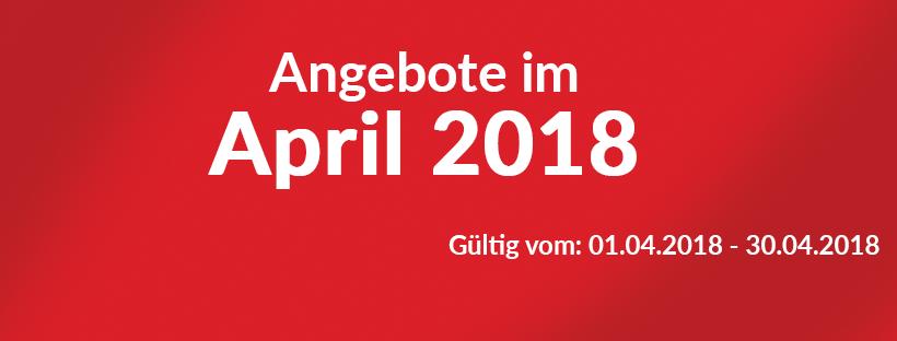 April 2018 Header
